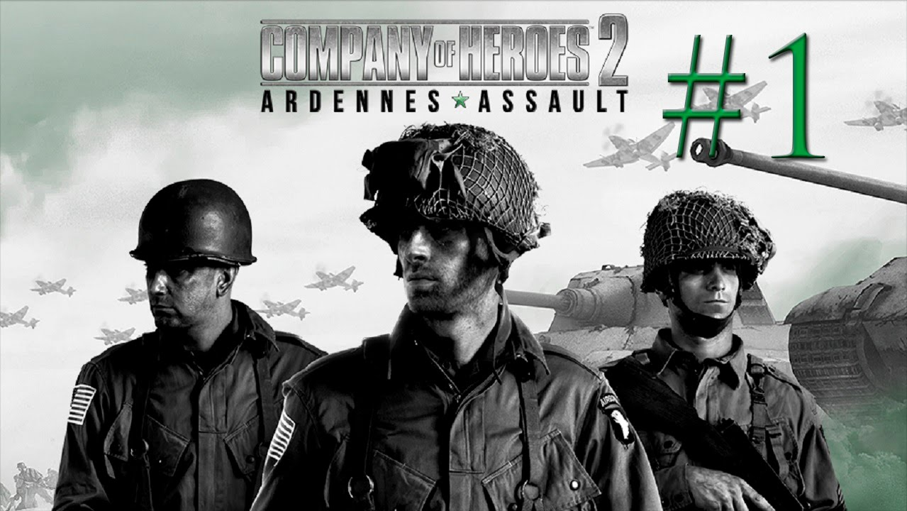 maxresdefault - Company Of Heroes 2 Ardennes Assault All Commanders Mod