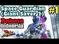 Space Guardian #1 - Space Guardian
