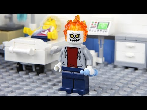 Lego School - The Ghost 3