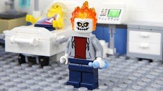 Lego School - The Ghost 3