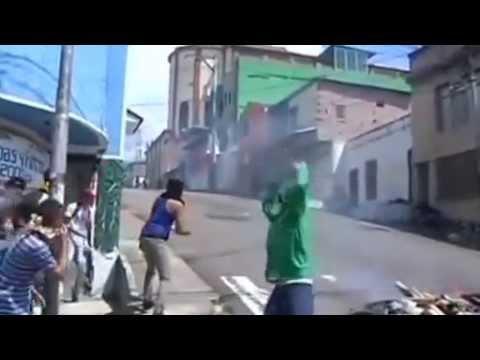 Venezuelan teen dies after being shot at anti Maduro protest