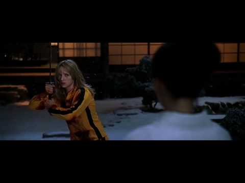 Kill Bill Vol. 1 Final Fight, NO SPOILERS!!