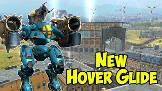 War Robots YTer Live Event & Funny New Hover Coop Gameplay WR