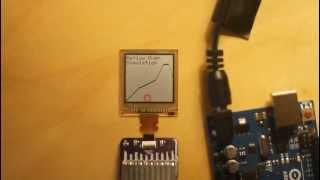 Sharp Memory LCD Arduino Library