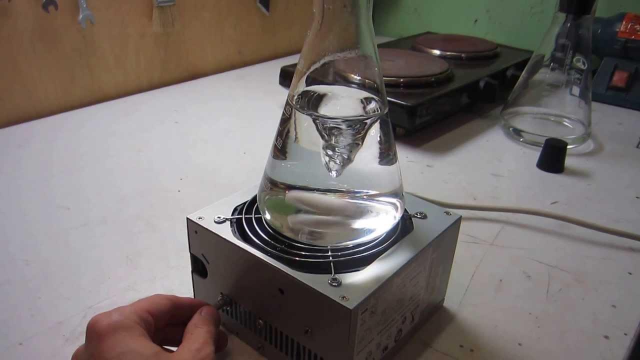 Мешалка магнитная с подогревом своими руками