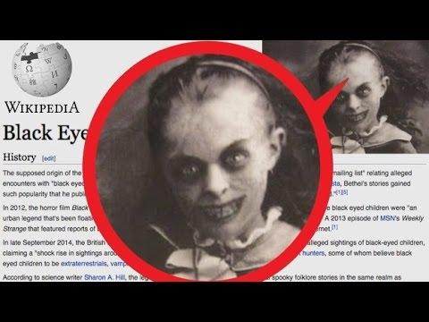 Top 10 Páginas Arrepiantes do Wikipedia
