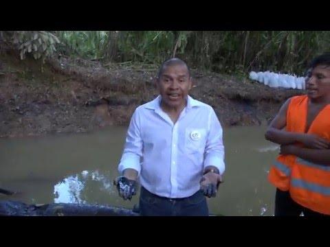 Our Amazon river is in dangerous #AmazonWatch #SalvemosLaAmazonia