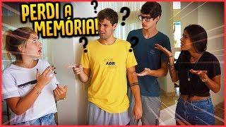 PERDI A MEMÓRIA NA FRENTE DA MINHA NAMORADA!! ( TIVE AMNÉSIA ) - TROLLANDO NAMORADA [ REZENDE EVIL ]
