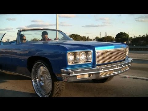 Box Chevy Caprice On 28s