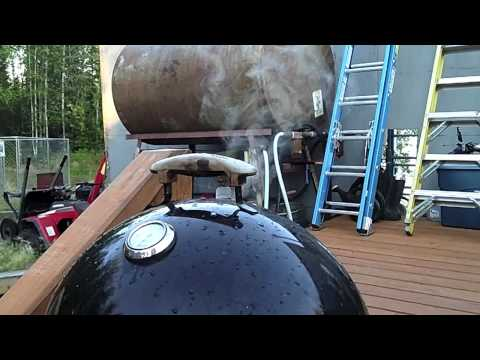 A-MAZE-N-PRODUCTS A-MAZE-N-PELLET-SMOKER Cold Smoke Generator Review Part Two