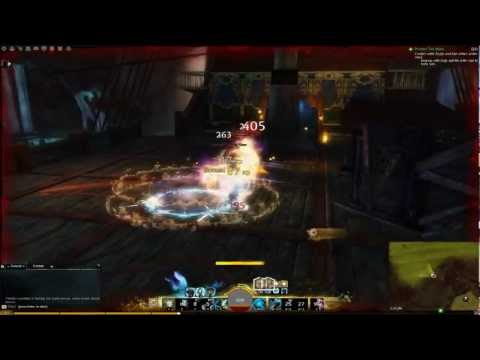 Guild Wars 2 - Harathi Hinterlands Jumping Puzzle, Fawcett's Bounty