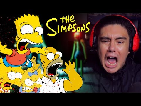THE SIMPSONS SAID MY BOOTY CHEEKS ARE ON THE MENU   The Simpsons Horror Game thumbnail