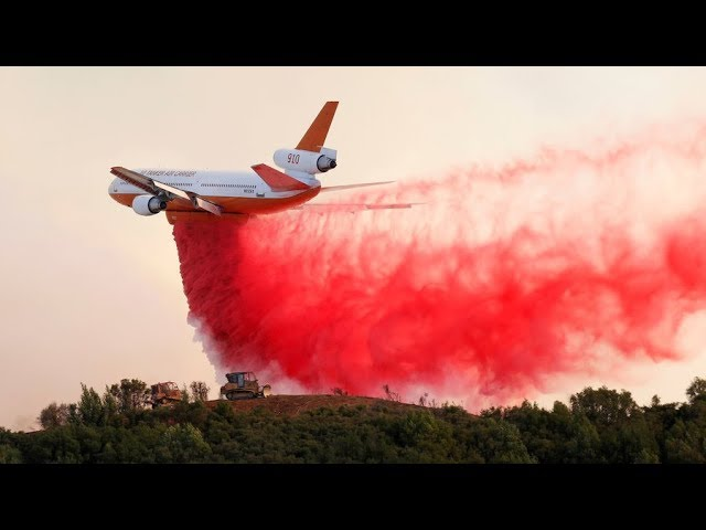 California Fire, largest in state's history