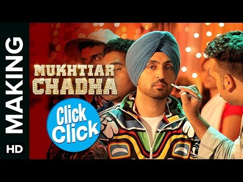 Click Click Song Making | Mukhtiar Chadha