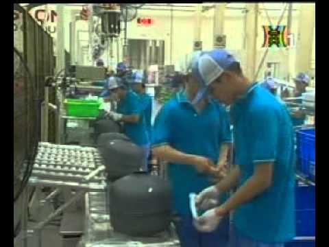 Ariston - Italian Prime Minister Matteo Renzi visits Ariston Thermo Vietnam - HTV1