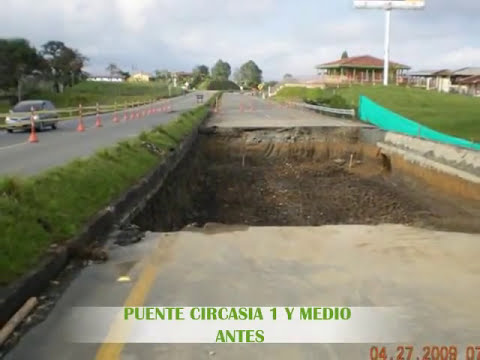 Avances de Obra - Autopistas del Café S.A.