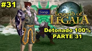 Detonado 100% de Legend of Legaia (PS1) - Parte 31 - Songi Round 2 (Chefe)