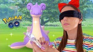 SHINY CATCH CHALLENGE! Lapras Raid Day in Pokémon GO!