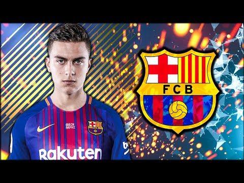 ЗАЧЕМ ПАУЛО ДИБАЛА ПЕРЕШЁЛ В БАРСЕЛОНУ? | FIFA 18 КАРЬЕРА ЗА БАРСЕЛОНУ #8 РОМА РУМ