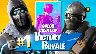 TURBO BUILDING IS BACK!! Solo Cash Cup Tournament! (Fortnite Battle Royale)