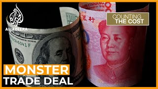 Did China capitulate to the US on 'beautiful monster' trade deal? | Counting the Cost