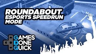 Roundabout eSports Speedrun Mode in 15 Minutes - GameSpot Done Quick