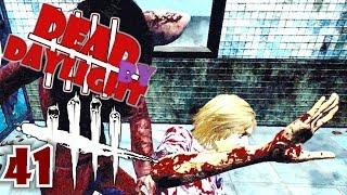 SCHWEINCHEN! 🐷 HILFE! 😱 - DEAD BY DAYLIGHT #41 [HORROR/FACECAM] | Zckrfrk