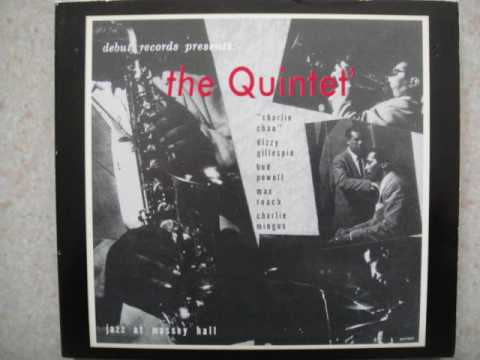 Jazz at Massey Hall .
