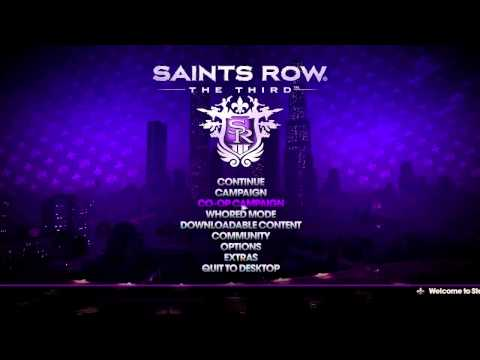 How to Play Saints Row: The Third with HAMACHI