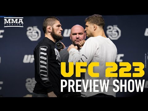 UFC 223 Preview Show - MMA Fighting