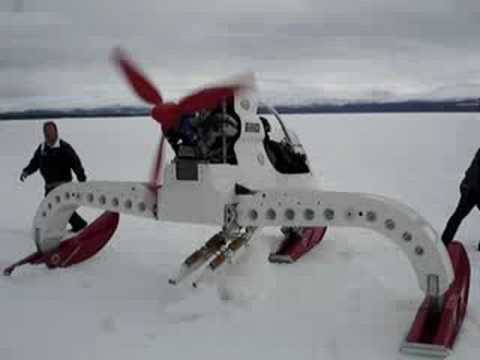 Lotus Concept Ice Vehicle: Andrew Regan TransAntarctic