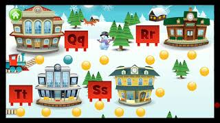 Learn Letter Names and Sounds with ABC Trains , Intellijoy Educational  , download link available