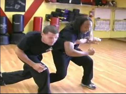Advanced Jeet Kune Do Martial Arts : Strike-Grapple Combo in Jeet Kune Do Martial Arts Image 1