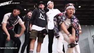 YG WIN TeamB Turn all the lights on (T - Pain)