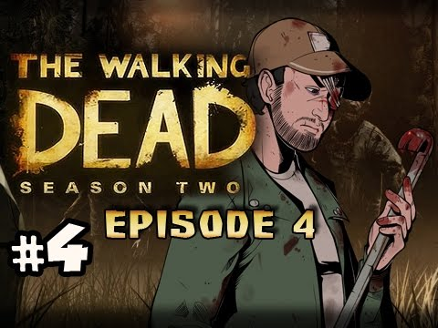 Stealing Is Bad - The Walking Dead Season 2 Episode 4 Amid The Ruins Walkthrough Ep.4 video