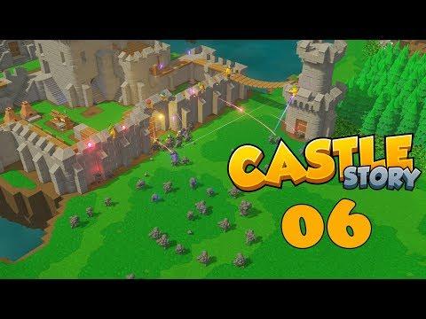 Прохождение Castle Story: #6 - УКРАШАЕМ КАРЬЕР !