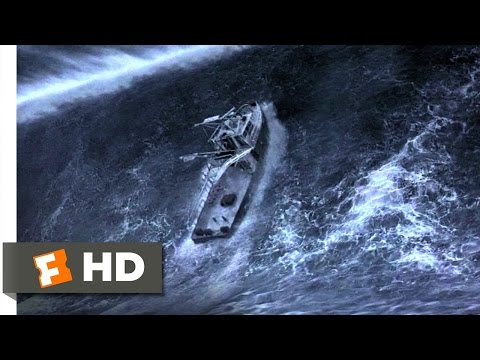 The Giant Wave - The Perfect Storm (3 5) Movie Clip (2000) Hd video