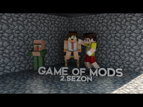 Game Of Mods -2.Sezon- 1.Bölüm - Mangal Partisi ! Kasap Modu