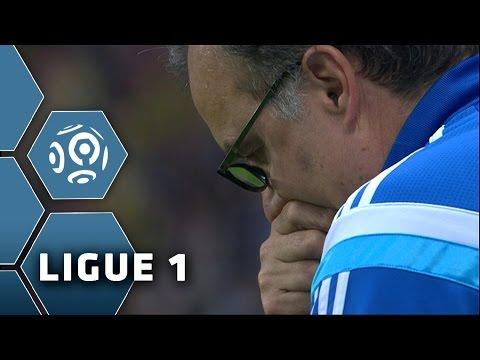 FC Nantes - Olympique de Marseille (1-0)  - Résumé - (FCN - OM) / 2014-15