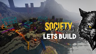 Minecraft Lets Build :: Society of Wolves :: Ruined! Part 2