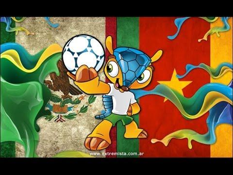 México vs Camerún 1-0 | Resumen gol y Mejores Momentos | Mundial Brasil 2014
