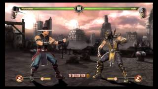 2ch mortal kombat tourney #4 FINAL