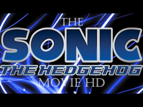 The Sonic The Hedgehog Movie Hd video