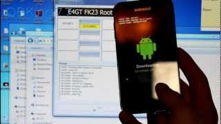 How to Install Leaked FK23 Jelly Bean 4.1.2 Rom on Samsung Epic 4G Touch