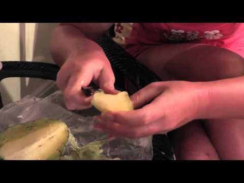Тайланд на вкус.Сахарное яблоко, саподилла, карамбола, манго, мангостин.