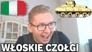 WŁOSKIE CZOŁGI - World of Tanks