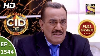 CID - Ep 1544 - Full Episode - 14th October, 2018