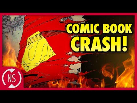 Should We Stop Collecting Comics? (The 90s Comic Crash) | Comic Misconceptions