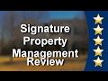 Signature Property Management Blacksburg VA 5 Star Reviews by Tammy H. - (804) 571-0211