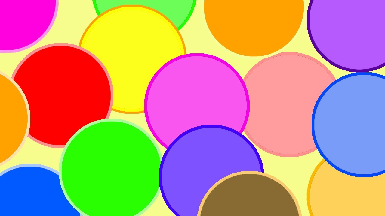 Color Songs Collection for Children - Learn Colors, Teach ...